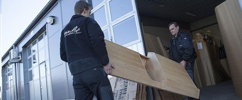 Flyttfirma i Kalmar
